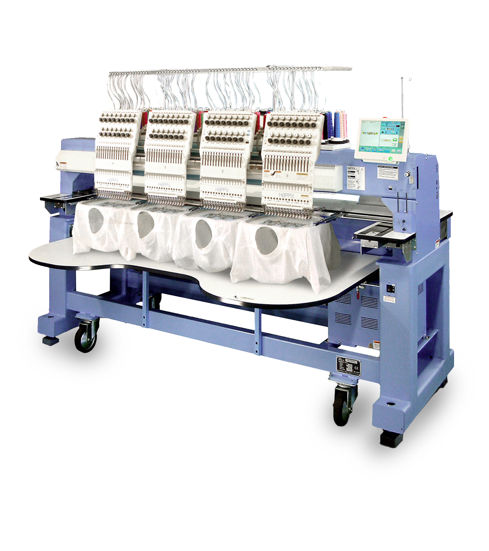 embroidery machine 4