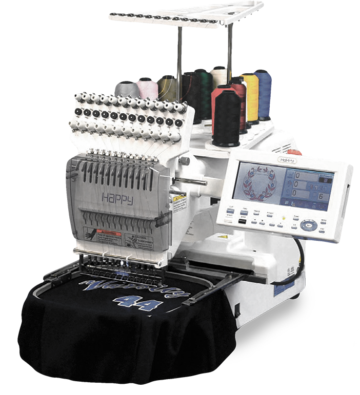 troubleshooting embroidery machine