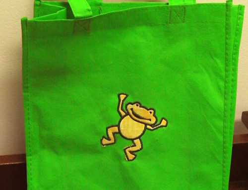 Frog Tote