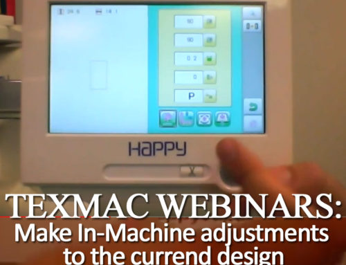 April 2018 Webinar: Key Design adjustments you can do In-Machine with the Setting screen