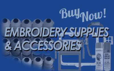 buy embroidery machine supplies and accessories