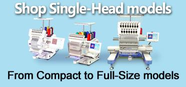 Browse Happy single head machines