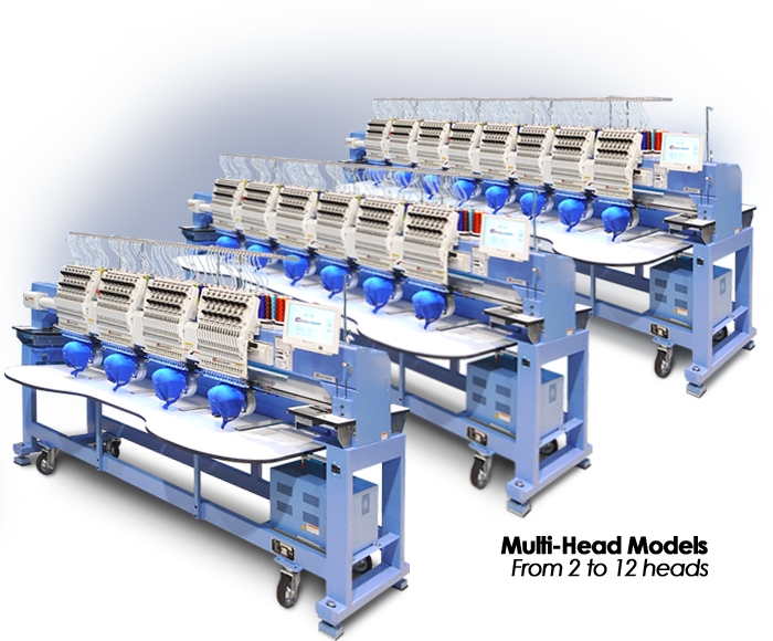 f5fa8a461872b TEXMAC Direct sells HAPPY embroidery machines made in Japan. HAPPY s  user-friendly