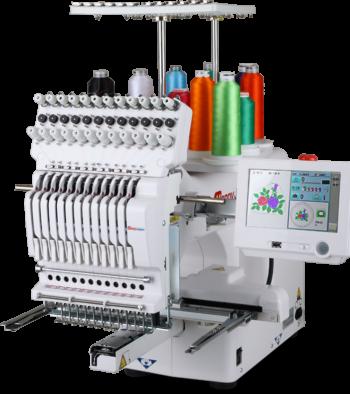 Happy HCS3 single head embroidery machine