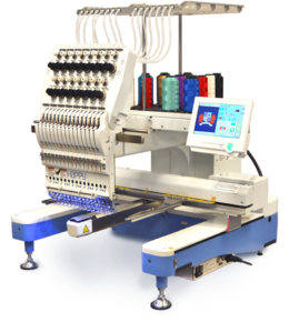 hcd2-1501 embroidery machine